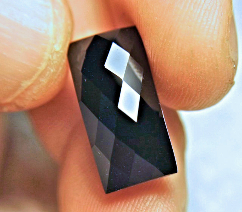 15.01 Ct. Cushion Cut Natural, Untreated Spinel - Impressive