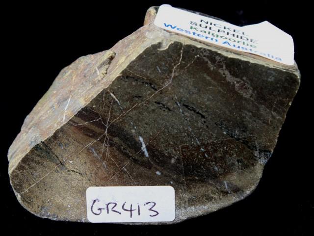 NICKEL SULPHIDE sp Western Australia (GR413)