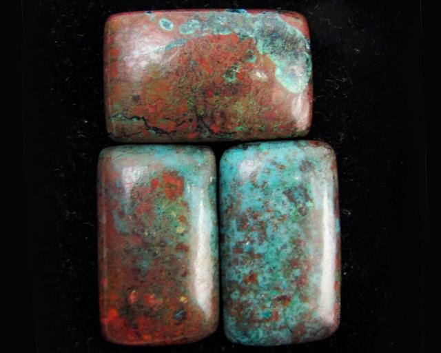 178 Cts parcle 3  Sonara Sunset Japser MYGM 1864