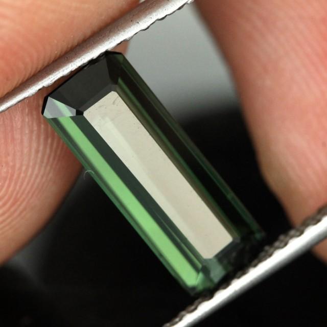 2.49 cts CERT Beautiful Blue Green Tourmaline (TMG85)