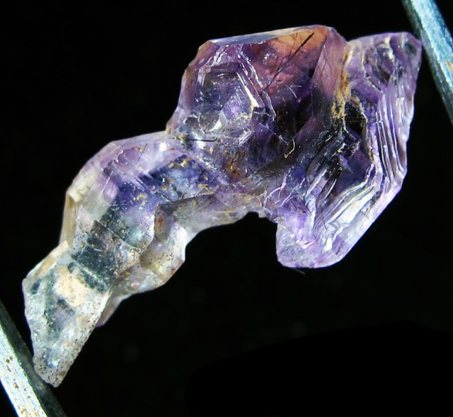 6.04 CTS AMETHYST SCEPTER FROM NAMBIA [MGW4141]