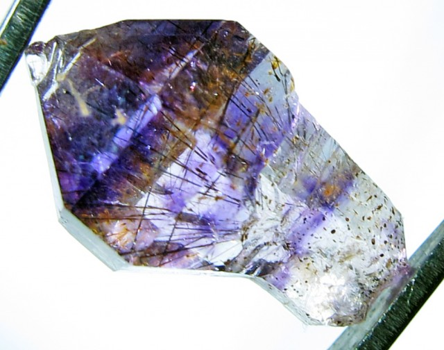 5.58 CTS AMETHYST SCEPTER FROM NAMBIA [MGW4142]