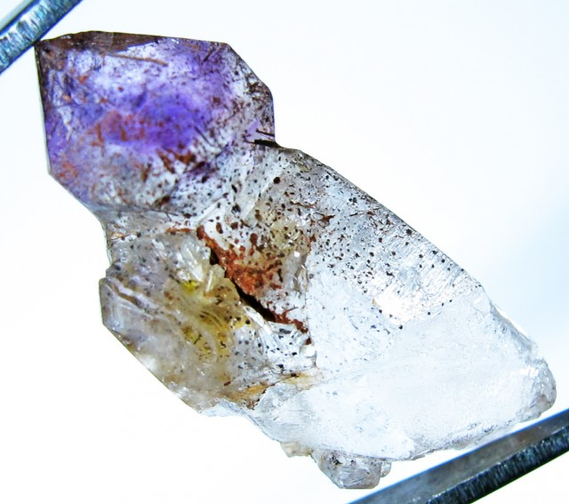 9.42 CTS AMETHYST SCEPTER FROM NAMBIA [MGW4148]
