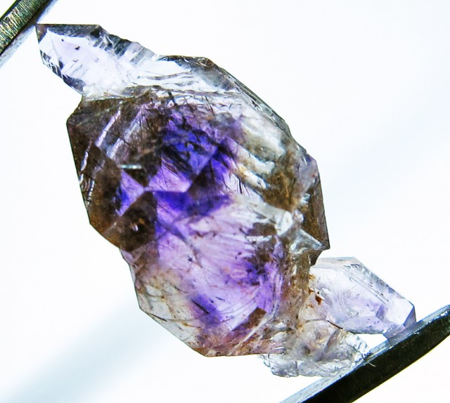5.66 CTS AMETHYST SCEPTER FROM NAMBIA [MGW4156]