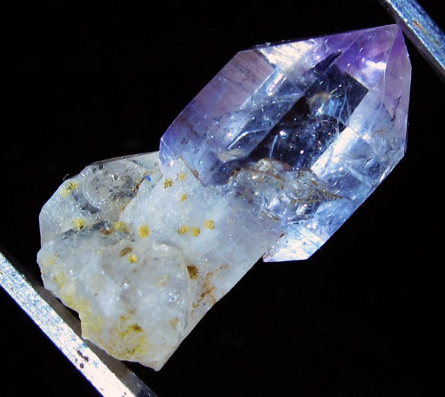 9.76 CTS AMETHYST SCEPTER FROM NAMBIA [MGW4163]