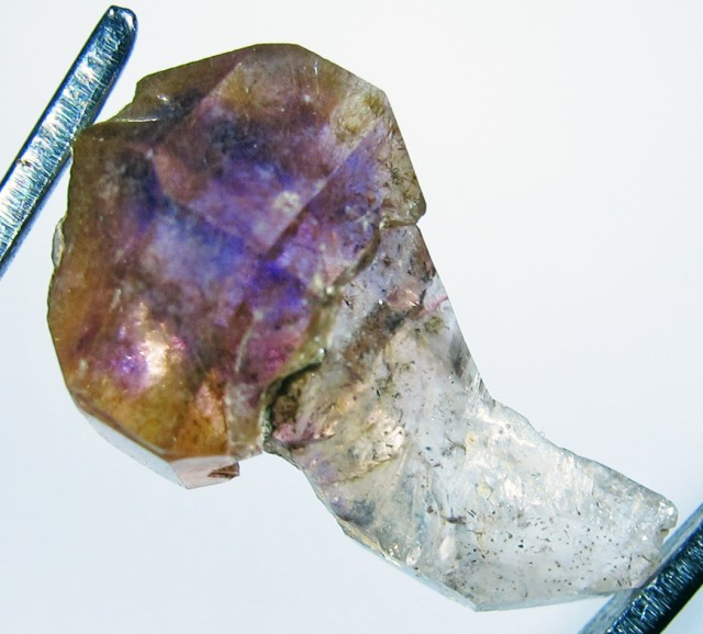 6.66 CTS AMETHYST SCEPTER FROM NAMBIA [MGW4165]