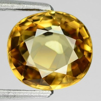 Brilliance of Diamond 3.55ct Golden Yellow Sphene RS12/4