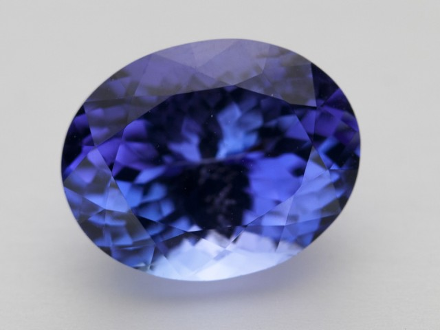 in p w oval tanzanite t ring carat stone silver tw sterling
