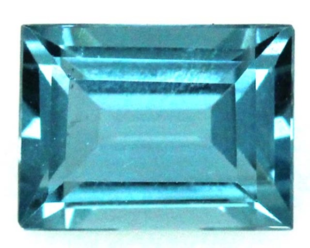 BLUE TOPAZ  NATURAL STONE FACETED 1.95  CTS TBG 684