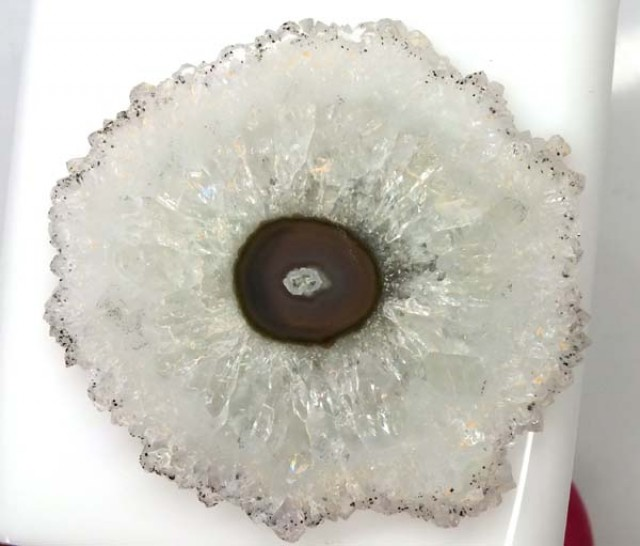 AMETHYST STLACTITE  FLOWERS 218.1  CTS  SG-1935