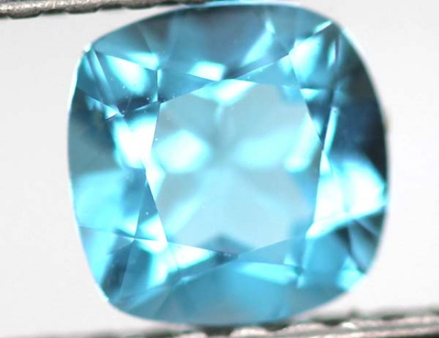 SWISS BLUE TOPAZ 1  CTS  TBG-764