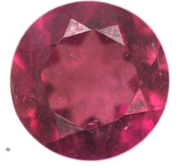 REDDISH PINK TOURMALINE  FACETED 1  CTS TBG-743
