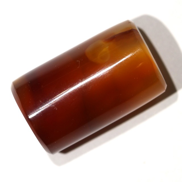 30.28 CTS AGATE TUBES