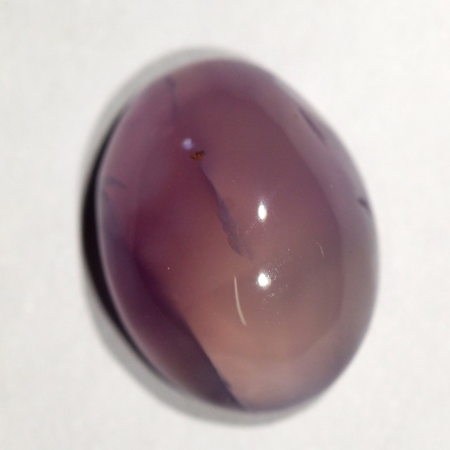 4.52 CTS PURPLE AGATE - UNIQUE PATTERN [MX3267]