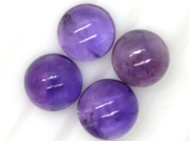 AMETHYST CABS ( 4 PC) 11.9 CTS CG-1132