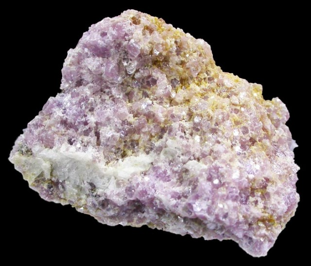 62.7 CTS LEPIDOLITE SPECIMEN -USA [MGW800A34 ]