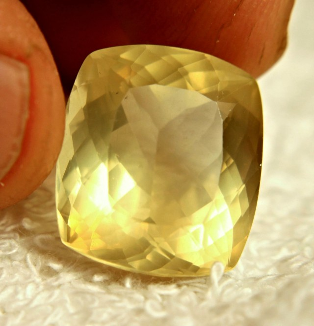 24.76 Carat Shimmering African Andesine - Gorgeous