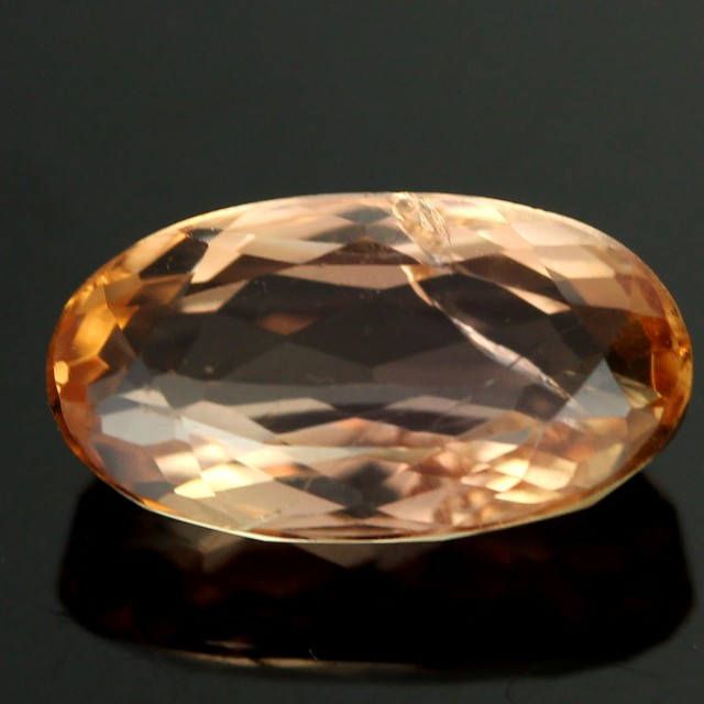 3.16 cts Pink / Orange Topaz (RT72)Imperial