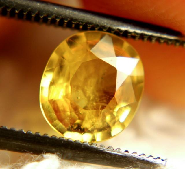 1.39 Carat Yellow Sapphire - Lovely