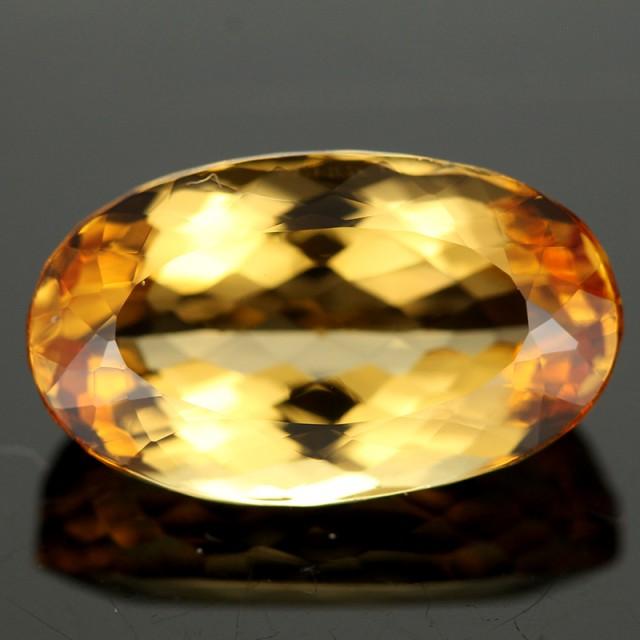 7.18 CTS CERTIFIED GOLDEN PRECIOUS TOPAZ [TPZ83]