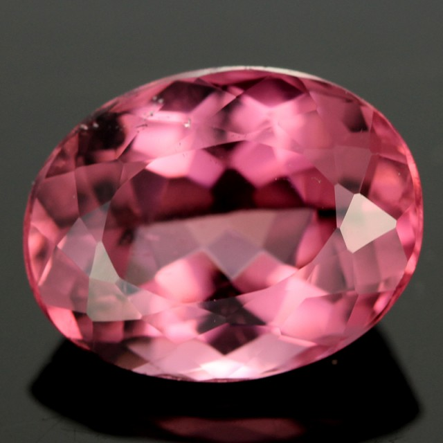 4.08 CTS  CERTIFIED TOP PINK TOURMALINE FROM 'CRUZEIRO MINE' [TRM38]