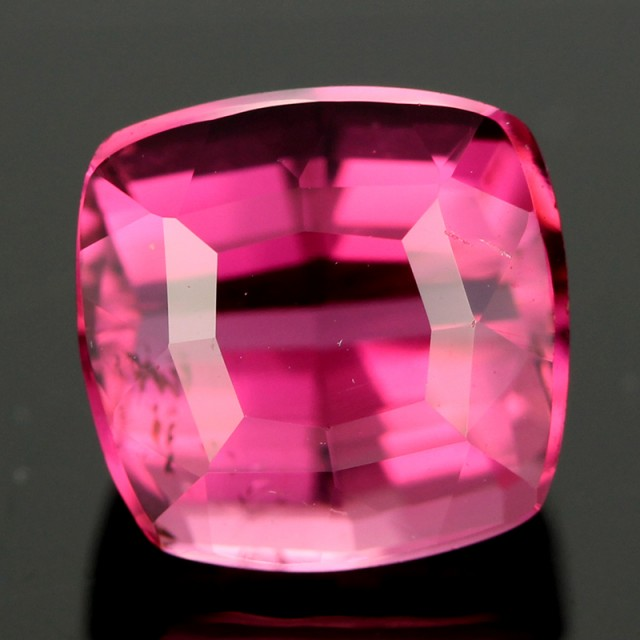 2.82 CTS CERTIFIED TOP PINK TOURMALINE FROM 'CRUZEIRO MINE' [TRM140]