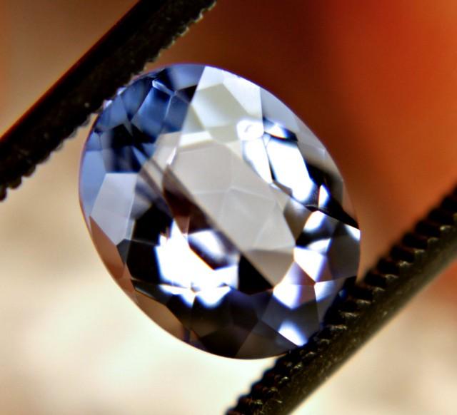 1.70 Carat VVS1 African Tanzanite - Gorgeous