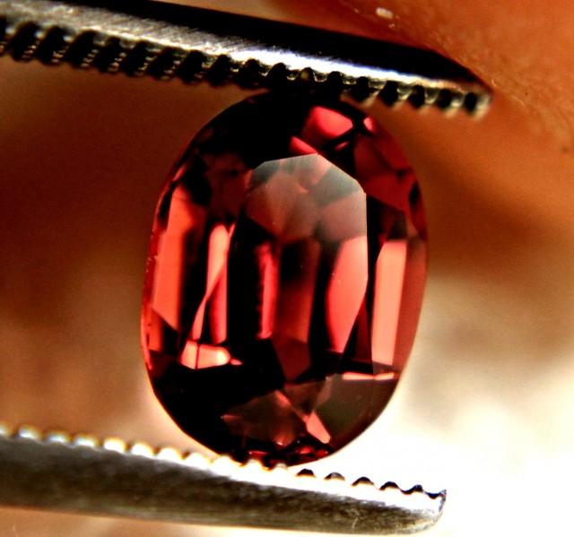 1.11 Carat IF/VVS1 Rhodolite - Gorgeous