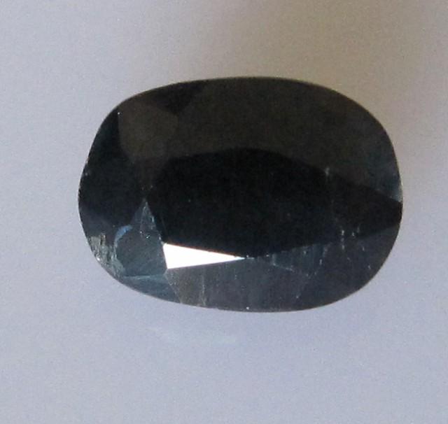1.87cts Natural Australian Sapphire Oval Cut