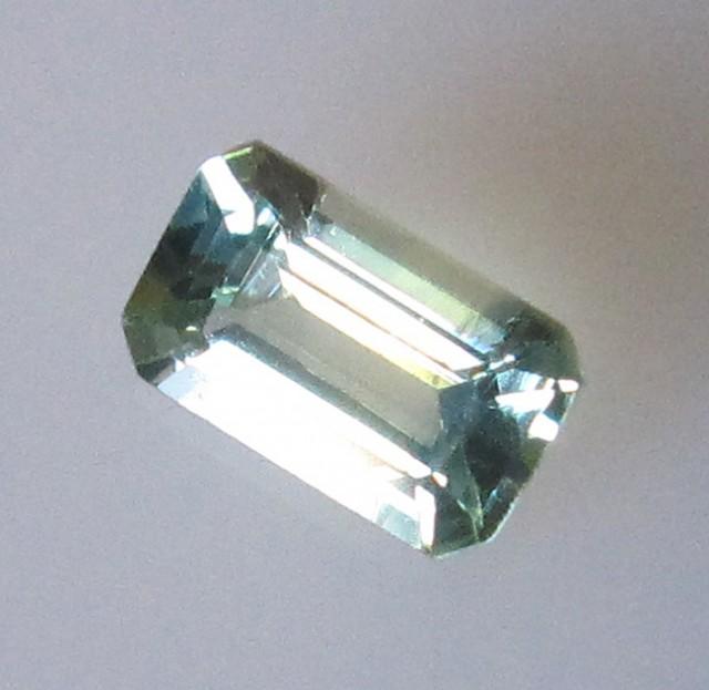 0.52cts Natural Australian Sapphire Emerald Cut