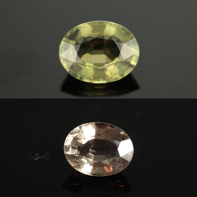 2.73 CTS CERTIFIED ALEXANDRITE - COLOUR CHANGE  [ALX1]