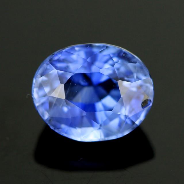 1.33 CTS CERTIFIED BLUE CEYLON SAPPHIRE [CDS424]