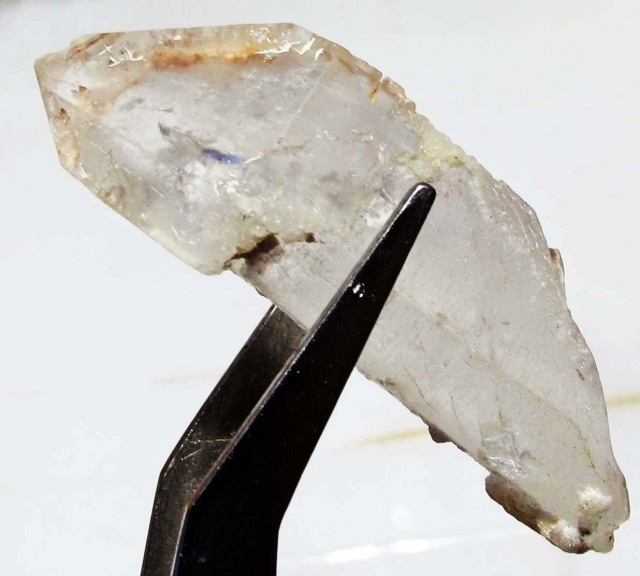 32.80 CTS TIBETIAN CRYSTAL SCEPTUR [MGW800A11]