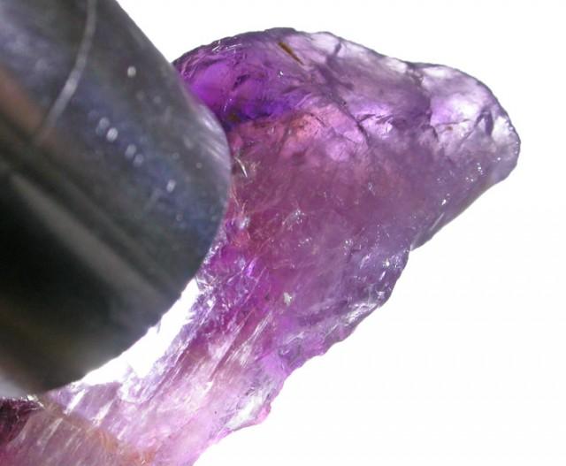 45.5 CTS SUPER SEVEN CRYSTAL-BRAZIL [F5314]