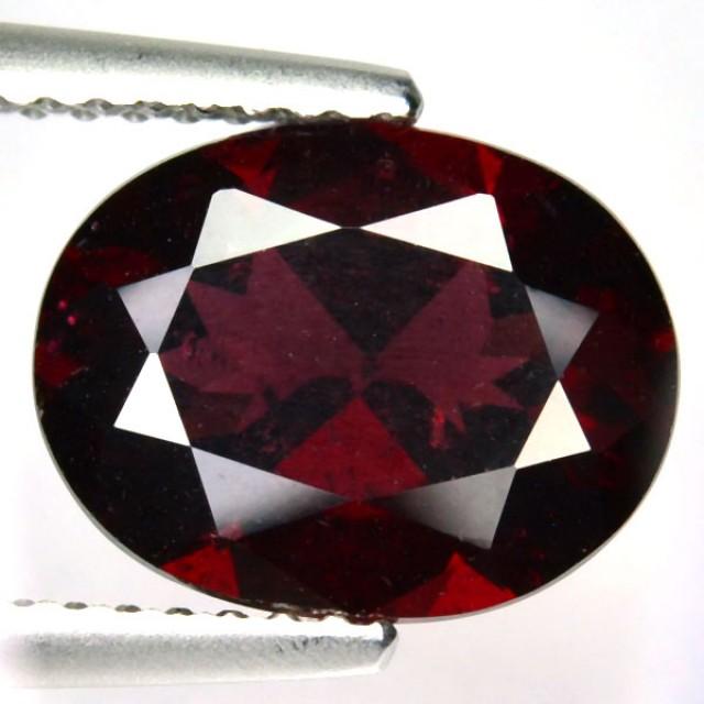 3.53 Cts Natural Red Rhodolite Garnet Africa