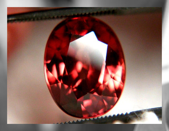 CERTIFIED ~11.55ct ~ Zircon- Rare Sized Beauty