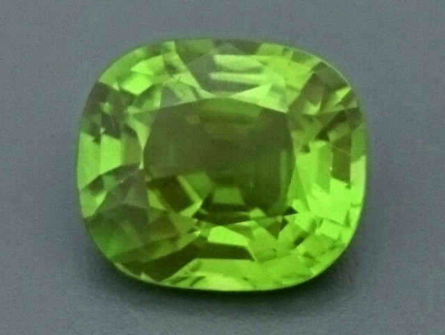 August Birthstone Peridot Gem Rock Auctions