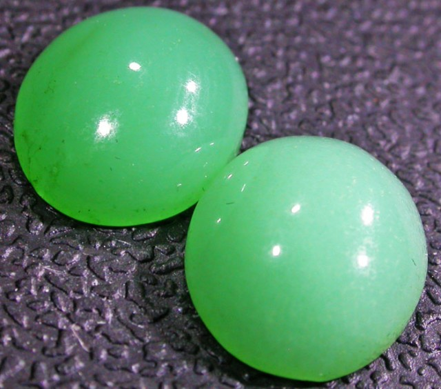 6.4 CTS A GRADE CHRYSOPRASE FROM MARYBOROUGH QLD [ST8910]