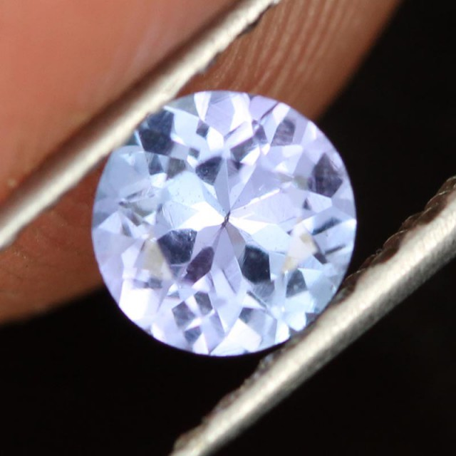 0.42 CTS VVS TANZANITE STONE - EXCELLENT CUT [ST8968]