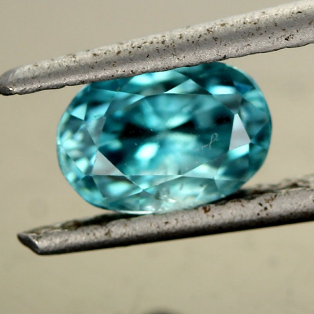 2.79 CTS CAMBODIAN SKY BLUE ZIRCON - [ST8973]