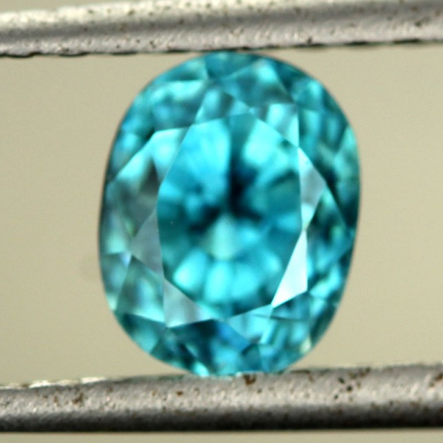 2.61 CTS CAMBODIAN SKY BLUE ZIRCON - [ST8997]