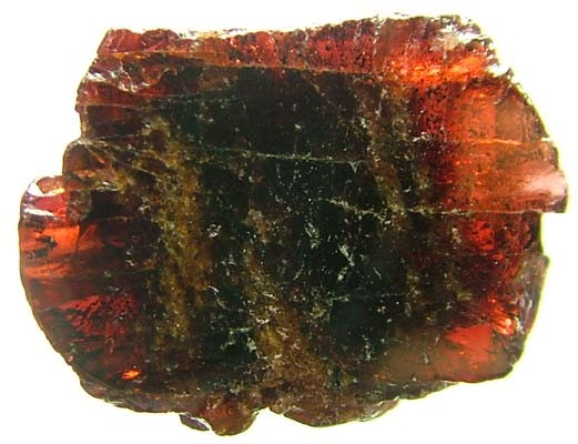26.15 CTS GARNET ROUGH NATURAL DRILLED  NP537
