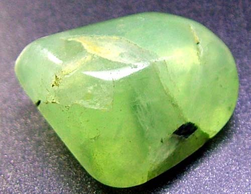 PREHNITE BEAD DRILLED 28 CTS  AP234A