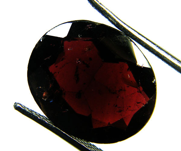 OLD TRIBAL GARNET GEMSTONE 7.15 CTS GW 1002-1