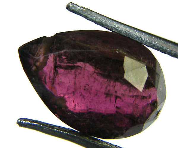 OLD TRIBAL CUT TOURMALINE GEMSTONE 5.40 CTS GW 1587-17