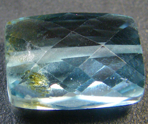 NATURAL BLUE TOPAZ BEAD 5.15 CTS GW 1451-8