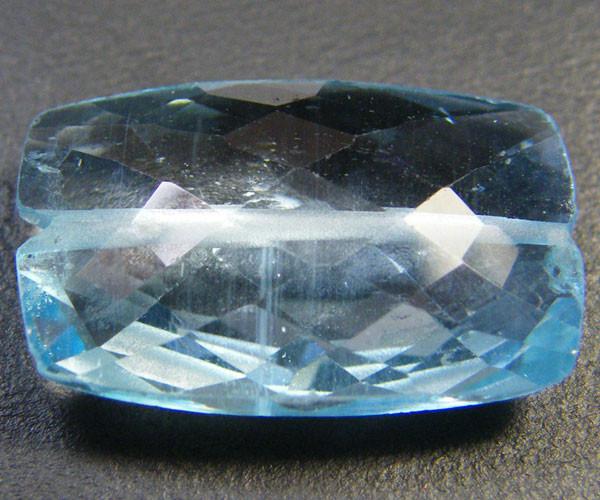 NATURAL BLUE TOPAZ BEAD 11.80 CTS GW 1451-15