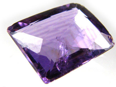 AMETHYST FREESTYLE/CHECKERBOARD  CUT 2.30 CTS [S1417 ]