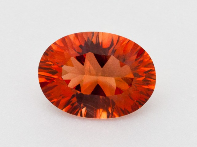 2.3ct Red Oval Sunstone (S2311)