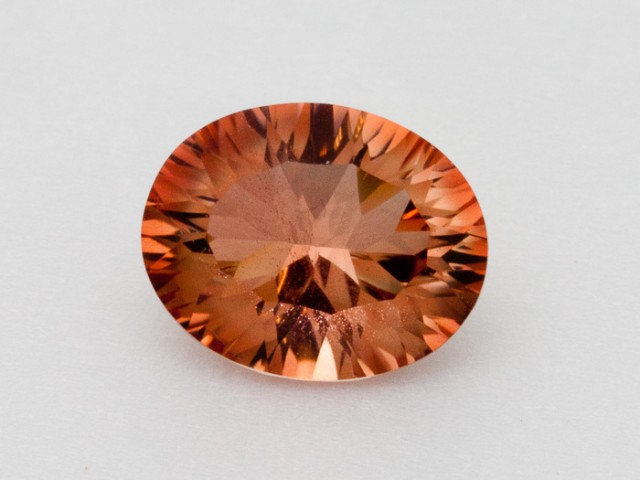 1.6ct Red Oval Sunstone (S2315)